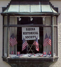Sabina Historical Society